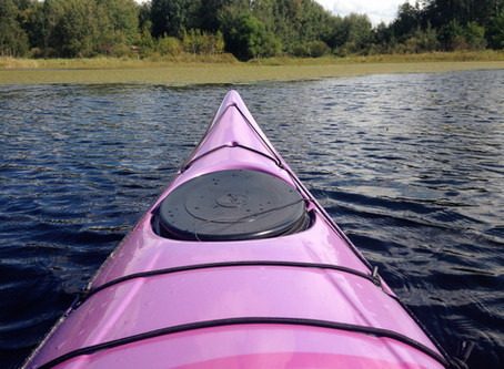 Enjoy Labor Day Weekend with a Kayak