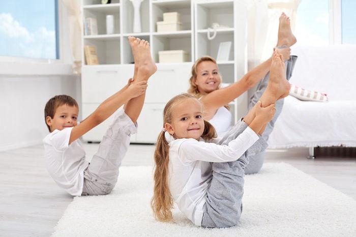 Yoga Kids ludique GS/CP
