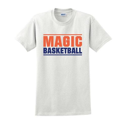 Morpeth Magic - White T-shirt Design 1