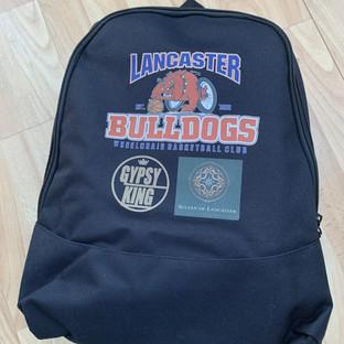 Hoop Freakz basketball lancaster bulldog