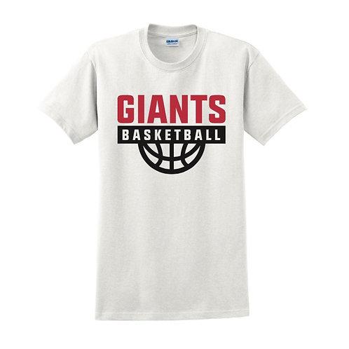 Garnock Valley Giants White T-shirt