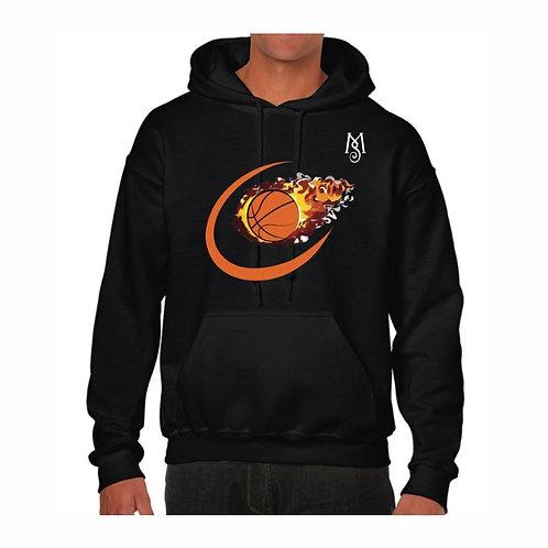 Cruz Basketball Academy Hoody design 1