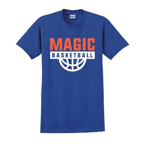 Morpeth Magic - Blue T-shirt Design 3