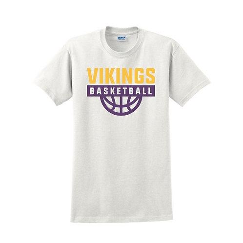 Largs Vikings White T-shirt