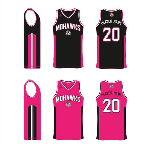 Tees Valley Mohawks Womens Training vest 2