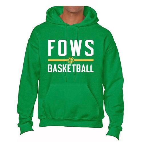 FOWS Green Hoody