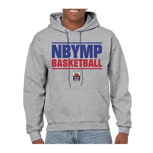 NBYMP UK Hoody design 3 - Sport Grey