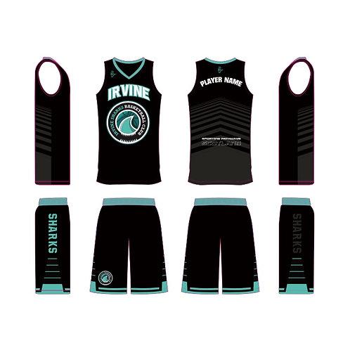 Irvine Sharks Kit