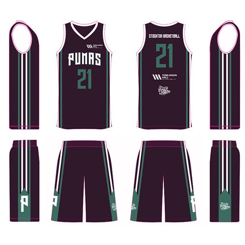 Stockton Pumas Kit