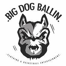 hoop freakz partner big dog ballin logo.