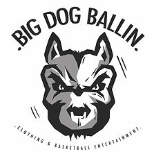 hoop freakz partner big dog ballin logo.
