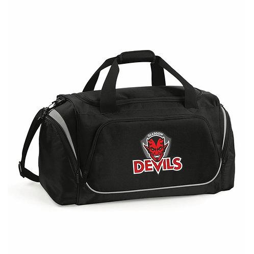 Glasgow Devils Black Holdall