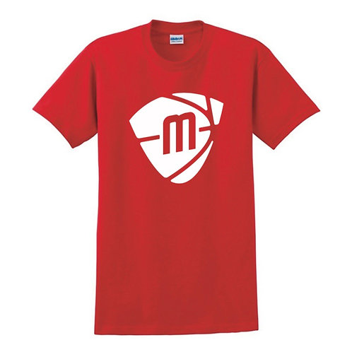 Manchester Magic & Mystics Red Logo T-shirt