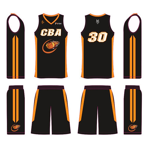 Cruz Basketball Academy Match Kit