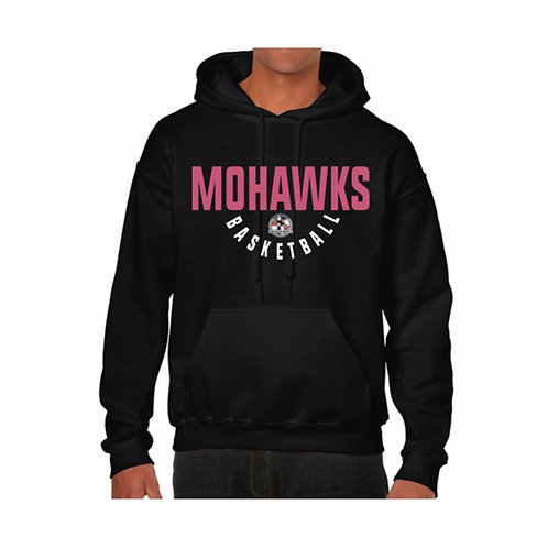 Tees Valley Mohawks Womens Hoody design 2
