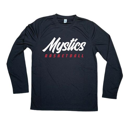 Manchester Mystics Basketball Long Sleeve Shirt