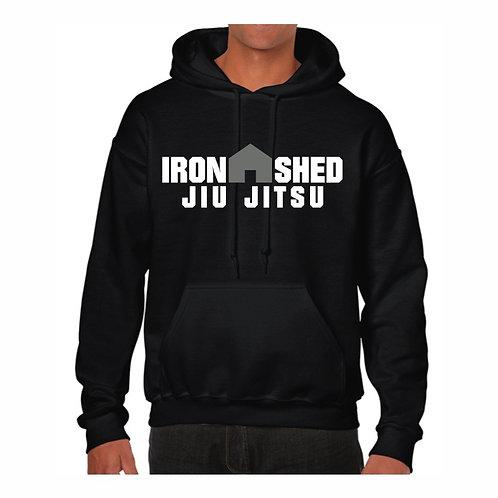 Iron Shed Jiu Jitsu Hoody design 1