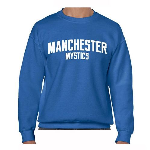 Manchester Mystics Blue Crew