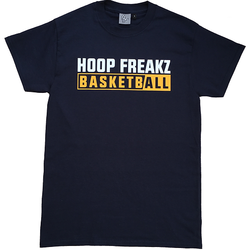 Basketball is All T-shirt - Navy