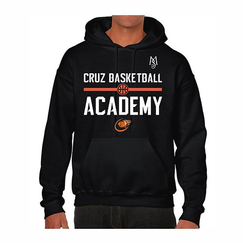 Cruz Basketball Academy Hoody design 8