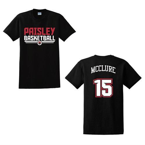Paisley Basketball Club T-Shirt