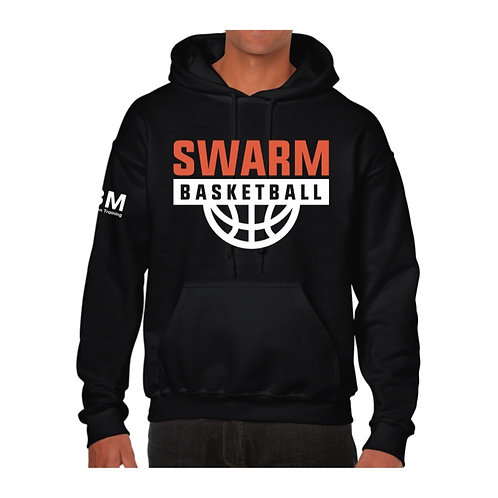 Sheffield Swarm Black Hoody 6