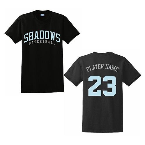 Stockton Shadows T-shirt Design 3