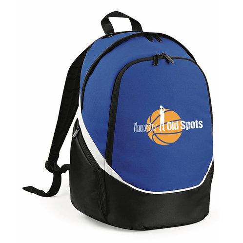 Old Spots Backpack 1