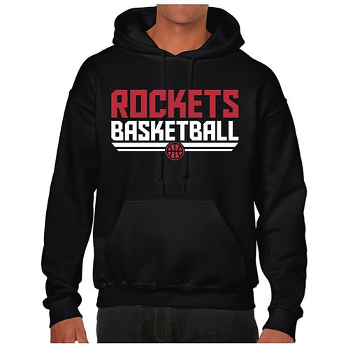 Ryton Rockets Hoody design 2