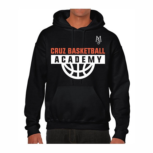 Cruz Basketball Academy Hoody design 3
