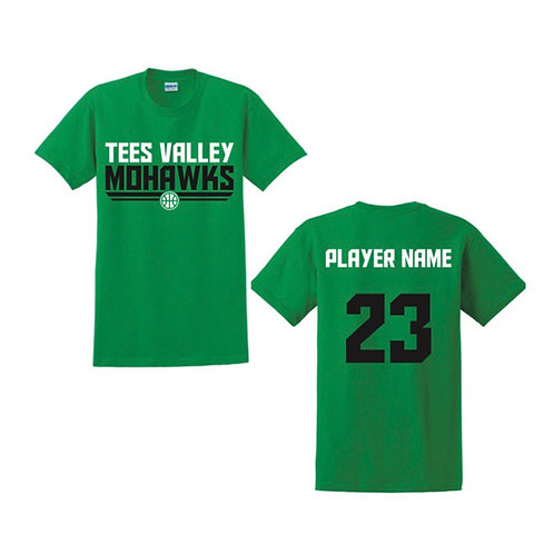 Tees Valley Mohawks T-shirt Design 6