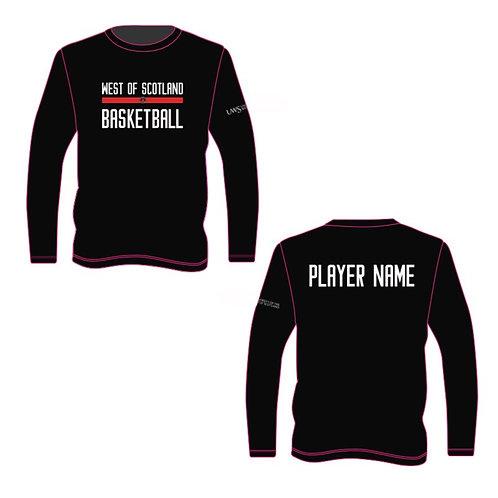 UWS Warm up Shirt - Long Sleeve