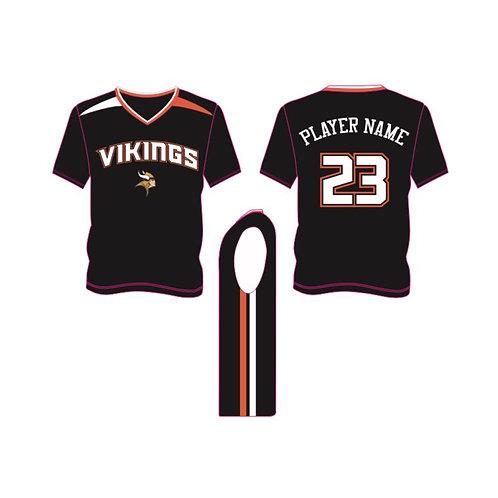 Richmond Vikings Black Shooting Shirt 3