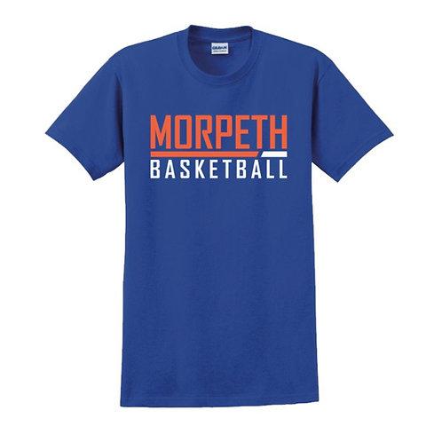 Morpeth - Blue T-shirt Design 2