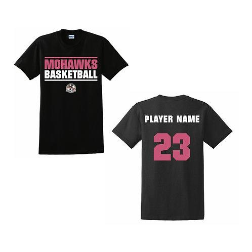 Tees Valley Mohawks Womens T-shirt Design 1