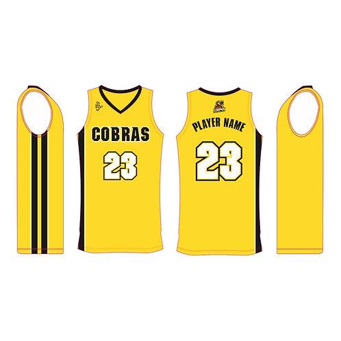 Caerphilly Cobras Yellow Vest