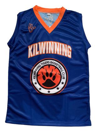 hoop freakz basketball tigers jersey fro