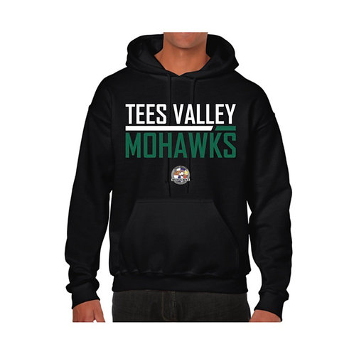 Tees Valley Mohawks Hoody design 3
