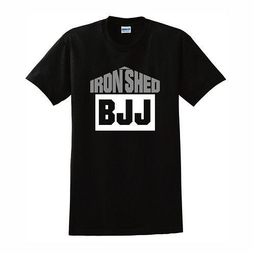 Iron Shed Jiu Jitsu T-shirt Design 3