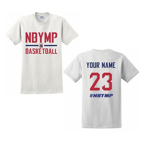 NBYMP UK T-shirt Design 6 - White