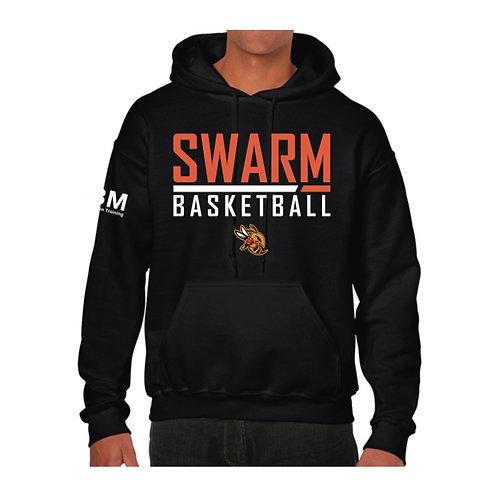 Sheffield Swarm Black Hoody 4