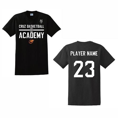 Cruz Basketball Academy T-Shirt Design 15