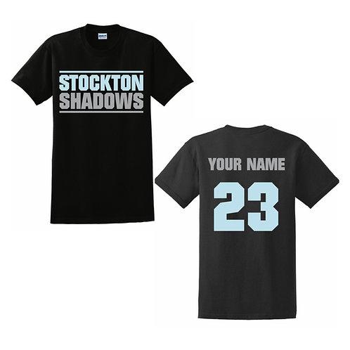 Stockton Shadows T-shirt Design 4