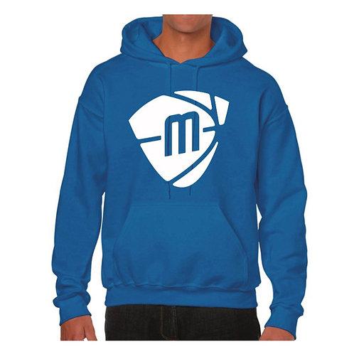 Manchester Magic & Mystics Logo Blue Hoody