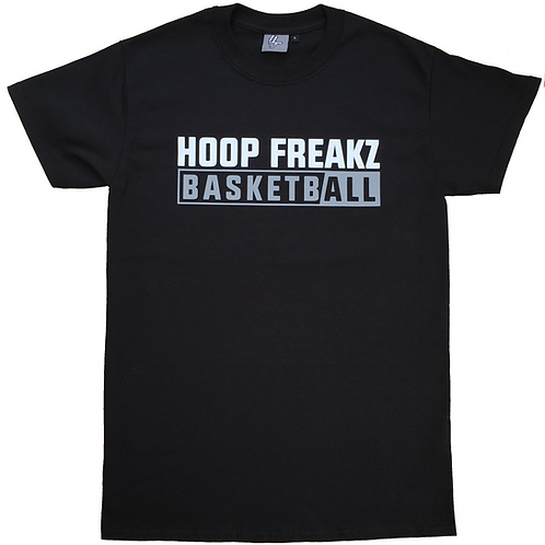 Basketball is All T-shirt - Black