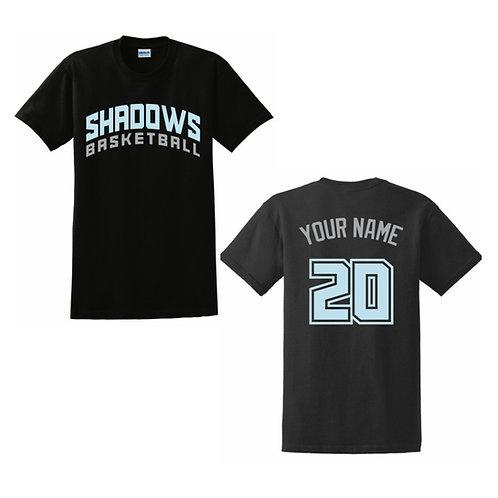 Stockton Shadows T-shirt Design 2