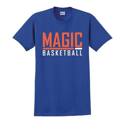 Morpeth Magic - Blue T-shirt Design 2