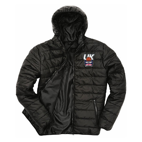 NBYMP UK Padded Jacket