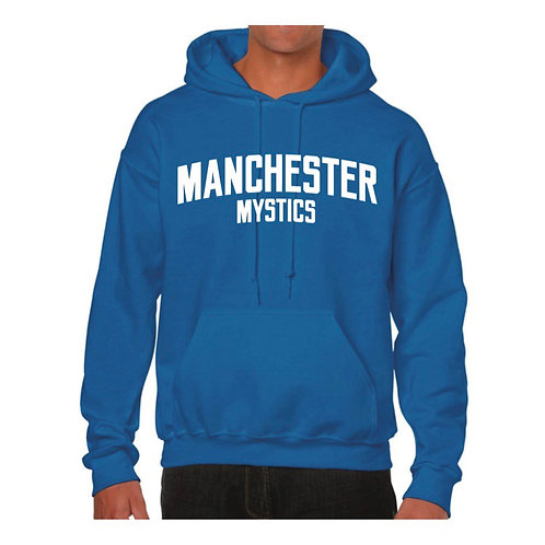 Manchester Mystics Blue Hoody