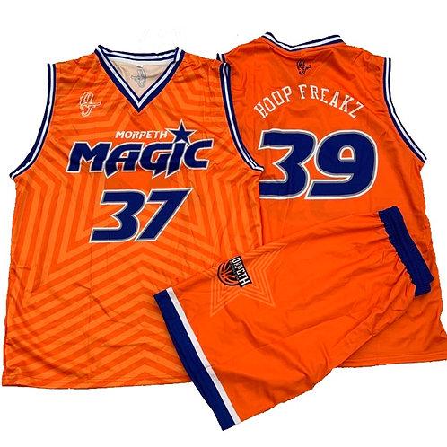 Morpeth Magic Youth club Kit